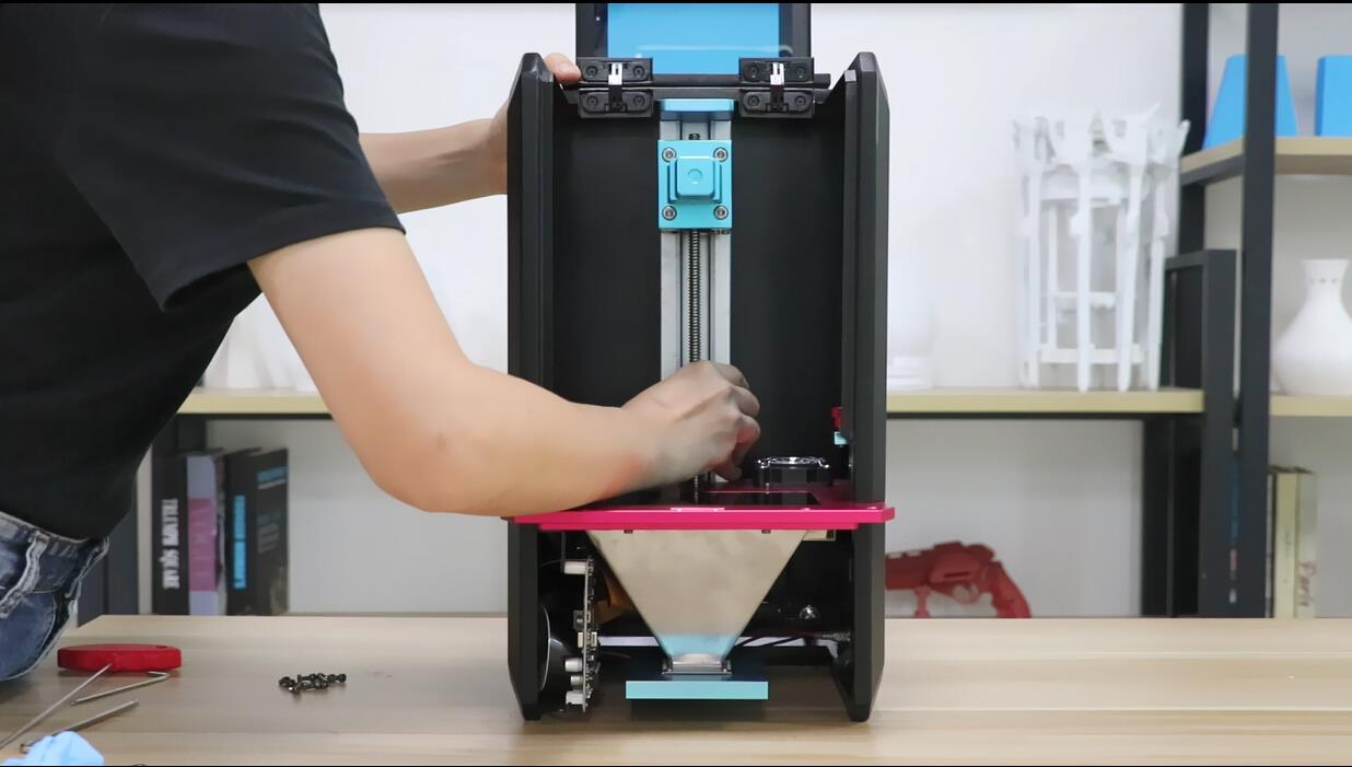 The way to prevent shaking in the Z-axis motion