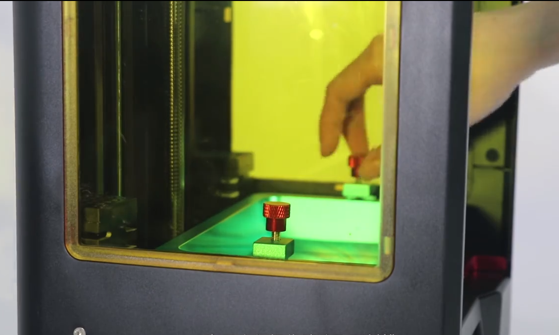 Solve the abnormal noise problem at the Z-axis